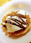 簡単バニラアイスクリーム