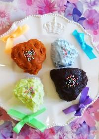 舞祭組結成記念日☆4色ぼた餅(おはぎ)