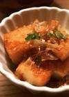 トースターで簡単厚揚げの生姜焼き