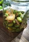 常備菜❁枝豆の素敵なペペロン