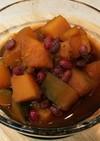 茹で小豆♥️いとこ煮