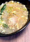 心も体もポカポカ。簡単生姜スープ