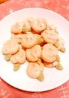 安く可愛く!バラのメレンゲクッキー