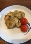 鶏胸肉の青海苔竜田揚げ
