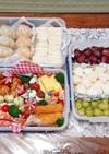 幼稚園(年長)運動会のお弁当