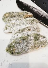 山梨の豆餅