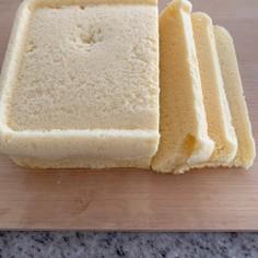 おからパウダーと米粉の蒸しパン