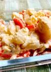 簡単☆グリーンカレー風味のポテトサラダ
