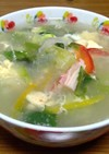 3分で☆優しい野菜スープ