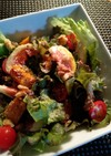 無花果のサラダ