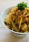 簡単ごはん!舞茸と鯖缶の炊き込みご飯