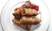 ワォ~舌鼓‼️肉巻きピクルス(diet)の写真