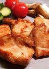 鶏むね肉の醤油マヨ焼き