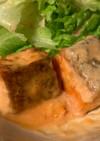 簡単☆鮭マヨ