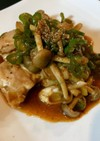 丸美屋麻婆豆腐の素で作る 麻婆鶏