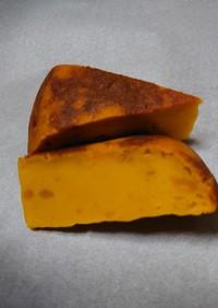 炊飯器で簡単かぼちゃケーキ HM 豆腐