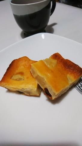 りんごたっぷりカルピスケーキ