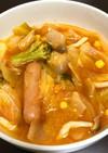 妊婦が適当に作ったトマトスープ