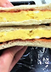 サンドイッチ たまご焼き