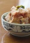 簡単!ご飯に合う!ちぎり豆腐ステーキ
