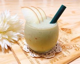 りんご*バナナ*青汁ヨーグルトスムージー