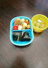 幼稚園弁当(年少)35