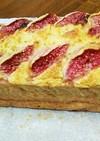 イチジクのパウンドケーキ
