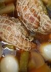 チャーシューと煮卵