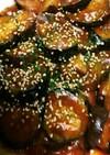 簡単❗茄子のミートソース炒め(^q^)☺