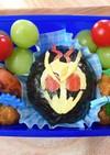 仮面ライダーゼロワン子供のお弁当