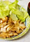 タラのキャベツ炒め&ネギとジャガイモ味噌