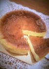 マスカルポーネのベイクドチーズケーキ