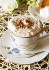 「カルピス」ウインナーコーヒー