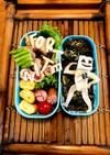 お弁当♡遠足キャラ弁、フォートナイト