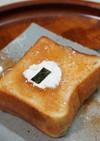 おにぎりトースト 2