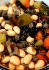 大豆♥️甘煮