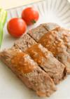 江戸甘味噌のステーキソース