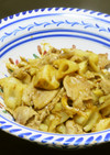 時短簡単☆豚肉と蓮根と舞茸のオイマヨ炒め