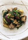 豚肉と野菜の梅肉炒め【ここから栄養士】