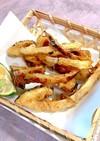 カリッと✨松茸の天ぷら