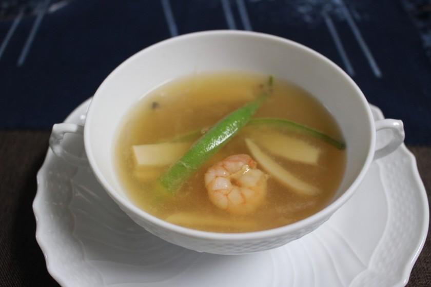 レモングラススープ