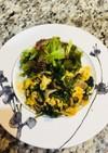 糖質制限レシピ:豚肉と卵、きのこのソテー