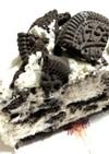 材料3つ★簡単濃厚オレオチーズケーキ