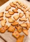 子どもと簡単型抜きザクザククッキー