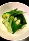 とことん緑サラダ