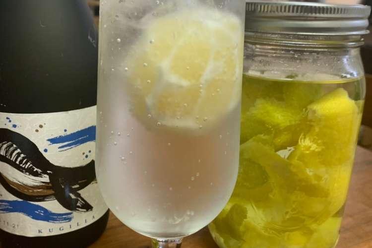 作り方 レモン サワー