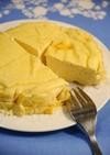 おからパウダー!半熟チーズケーキ