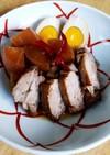 炊飯器で簡単☆ピリ辛豚バラ大根