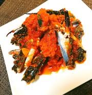 韓国料理☆ヤンニョムケジャンの写真