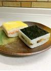 富山のおせ寿司(鯖と鮭の押し寿司)